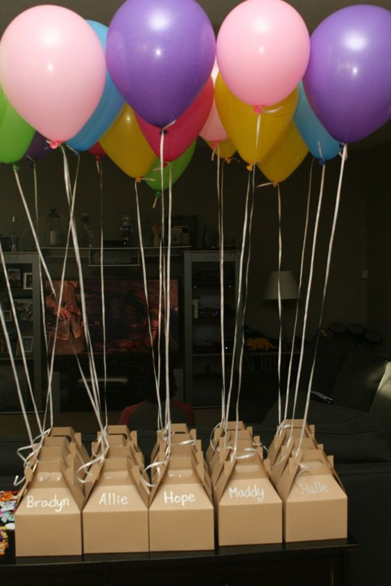 Party planner for kids